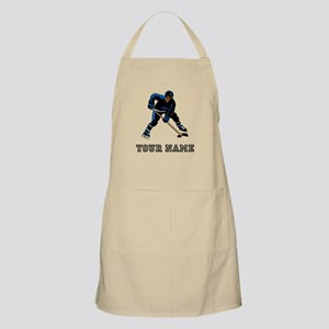 Hockey Player (Custom) Apron